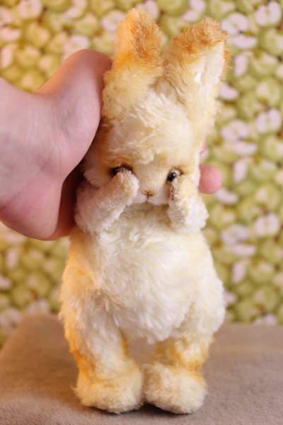 Easter Bunny By Vladlena Bear Pile