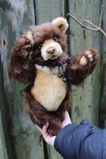 Bear Osvaldo By Happy Family Bear Pile