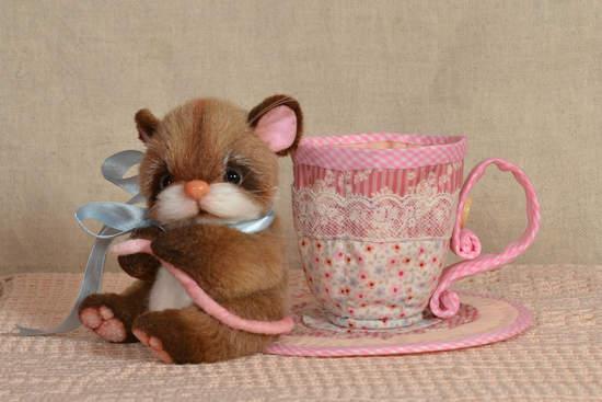 Annasteysha Mouse By Nata Tovt