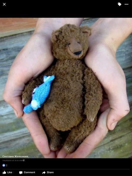 Bug Bear and Mr Dinkleman By Svetlana Zhelenova - Bear Pile