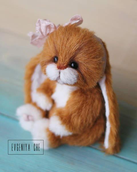 Freckle By Evgeniya Che Bear Pile